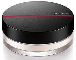 Духи, Парфюмерия, косметика Рассыпчатая прозрачная пудра для лица - Shiseido Synchro Skin Invisible Silk Loose Powder