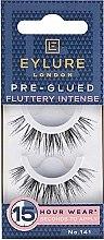 Духи, Парфюмерия, косметика Накладные ресницы №141 - Eylure Pre-Glued Fluttery Light