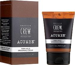 Духи, Парфюмерия, косметика Крем для укладки сильной фиксации - American Crew Acumen Firm Hold Grooming Cream