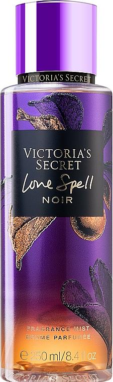 Парфюмированный спрей для тела - Victoria's Secret Love Spell Noir Limited Edition Fragrance Spray — фото N1