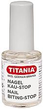 Духи, Парфюмерия, косметика Лак против обгрызания ногтей - Titania Nail Biting-Stop