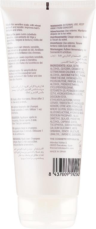 Маска для волос, для тонких и слабых волос - The Cosmetic Republic Mist Fiberhold Spray — фото N2