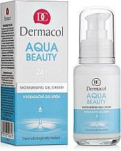 Духи, Парфюмерия, косметика Увлажняющий гель-крем - Dermacol Aqua Beauty