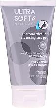 Духи, Парфюмерия, косметика Углеродный мицеллярный гель для умывания - Tolpa Ultra Soft Micellar Face Gel