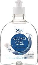 Духи, Парфюмерия, косметика Дезинфицирующий гель для рук - Seal Cosmetics Alcohol Gel Hand Sanitizer