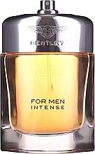 Духи, Парфюмерия, косметика Bentley Bentley for Men Intense - Парфюмированная вода (тестер без крышечки)