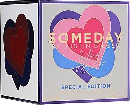 Духи, Парфюмерия, косметика Justin Bieber Someday Special Edition - Туалетная вода