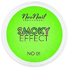 """Духи, Парфюмерия, косметика Неоновый пигмент для ногтей """"Smoky Effect"""" - NeoNail Professional Smoky Effect"""