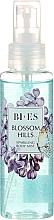 Bi-es Blossom Hills Sparkling Body Mist - Парфюмированный мист для тела с блеском — фото N1