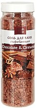 Духи, Парфюмерия, косметика Соль для ванны - Fresh Juice Chocolate & Cinnamon