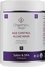 Духи, Парфюмерия, косметика Альгинатная маска для лица омолаживающая - Charmine Rose Age Control Algae Mask