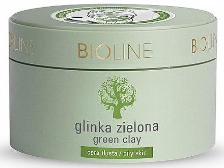 Зеленая глина для лица и тела - Bioline Green Clay — фото N1