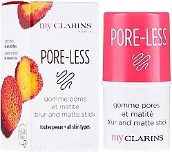 Духи, Парфюмерия, косметика Матирующий стик - Clarins My Clarins Pore-Less Blur And Matte Stick
