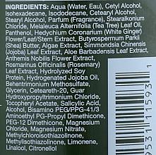 Лечебный скраб на основе экстракта чайного дерева - Paul Mitchell Tea Tree Hair & Scalp Treatment — фото N3