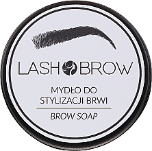 Духи, Парфюмерия, косметика Фиксирующее гель-мыло для бровей - Lash Brow Soap