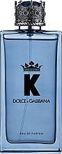 Духи, Парфюмерия, косметика Dolce&Gabbana K - Парфюмированная вода