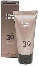 Духи, Парфюмерия, косметика Солнцезащитный крем для лица SPF 30 - Le Tout Facial Sun protect