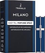 Духи, Парфюмерия, косметика Атомайзер - Travalo Milano Blue