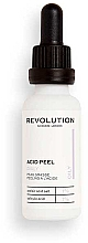 Духи, Парфюмерия, косметика Пилинг для жирной кожи - Revolution Skincare Peeling Solution For Oily Skin