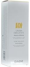 Духи, Парфюмерия, косметика Увлажняющий крем для проблемной сухой кожи - Babe Laboratorios Emollient Cream