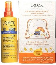 Духи, Парфюмерия, косметика Набор - Uriage Bariesun Children SPF 50+ (spray/200ml + bag)