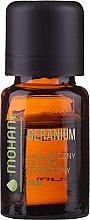 Духи, Парфюмерия, косметика Органическое эфирное масло с геранью - Mohani Geranium Organic Oil