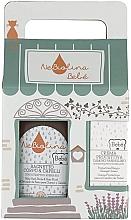 Духи, Парфюмерия, косметика Набор - NeBiolina Baby Gift Set II (body/hair/fluid/500ml+cr/100ml)