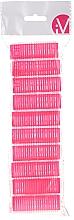 Духи, Парфюмерия, косметика Бигуди с липучкой, 499600, розовые - Inter-Vion