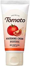 Духи, Парфюмерия, косметика Крем для лица - Skinfood Premium Tomato Whitening Cream