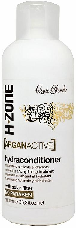 Кондиционер для волос с аргановым маслом - Renee Blanche H-Zone Argan Active Hydra Conditioner — фото N1