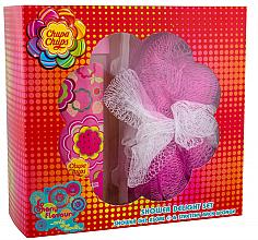Духи, Парфюмерия, косметика Набор - Chupa Chups Strawberry Dream (sh/gel/250ml + sponge)