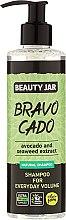 Духи, Парфюмерия, косметика Шампунь для волос - Beauty Jar Bravo Cado Natural Shampoo