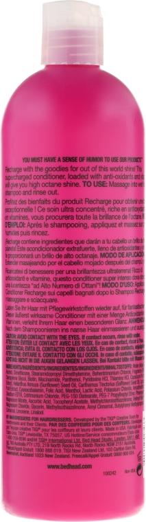 Укрепляющий кондиционер для волос - Tigi Bed Head Recharge High-Octane Shine Conditioner — фото N4