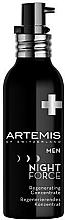 Духи, Парфюмерия, косметика Восстанавливающий концентрат - Artemis of Switzerland Men Night Force Regenerating Concentrate