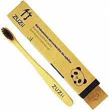 Духи, Парфюмерия, косметика Детская зубная щетка с мягкой коричневой щетиной - Zuzii Kids Soft Toothbrush