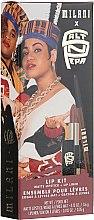 Духи, Парфюмерия, косметика Набор - Milani Salt-N-Pepa Shoop Lip Kit (lipstick/3.6/g + lip/liner/0.35/g)