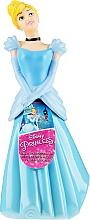 Духи, Парфюмерия, косметика Гель-пена для душа - Disney Princess Cinderella 3D