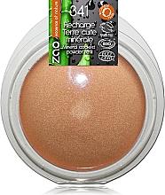 Духи, Парфюмерия, косметика Пудра минеральная запеченая - Zao Baked Face Powder Refill (сменный блок)