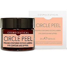 Духи, Парфюмерия, косметика Крем для контура глаз и губ - Surgic Touch Circle Peel Eye Contour And Lip Peel