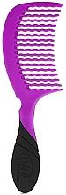 Духи, Парфюмерия, косметика Гребень для волос, фиолетовый - Wet Brush Pro Detangling Comb Purple