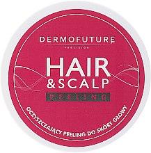 Духи, Парфюмерия, косметика Пилинги для кожи головы - DermoFuture Hair&Scalp Peeling