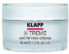 Духи, Парфюмерия, косметика Матирующий крем для лица - Klapp X-Treme Mattifying Cream