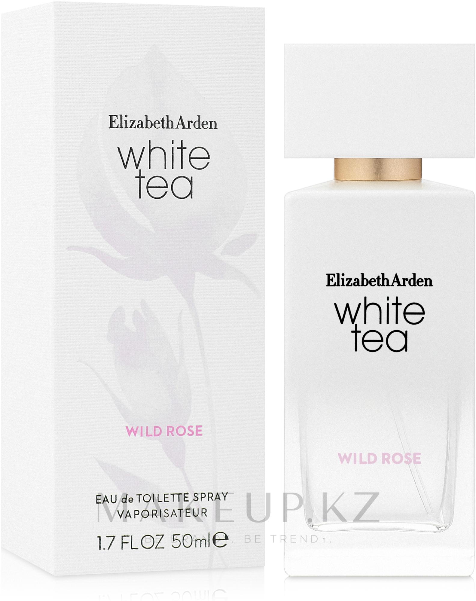 Elizabeth Arden White Tea Wild Rose - Туалетная вода — фото 50 ml