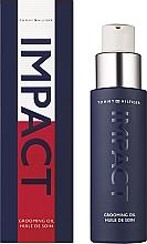 Духи, Парфюмерия, косметика Tommy Hilfiger Impact - Масло для бороды и кожи лица