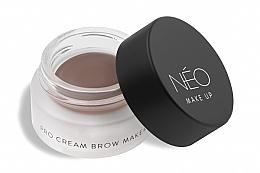 Духи, Парфюмерия, косметика Крем для бровей - NEO Make Up Pro Cream Brow Maker
