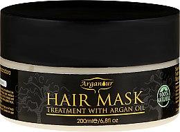 Духи, Парфюмерия, косметика Маска для волос - Arganour Hair Mask Treatment Argan Oil
