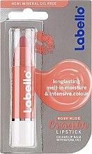 Духи, Парфюмерия, косметика Бальзам для губ в карандаше - Labello Nude Crayon Rosy Caring Lip Balm