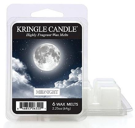 Ароматический воск - Kringle Candle Wax Melt Midnight — фото N1