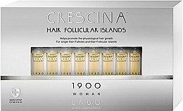 Духи, Парфюмерия, косметика Лосьон для стимуляции роста волос для женщин 1900 - Labo Crescina Hair Follicular Island 1900 Woman