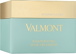 Духи, Парфюмерия, косметика Набор восстанавливающих коллагеновых масок для лица - Valmont Intensive Care Regenerating Mask Treatment